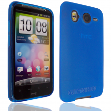 Desire HD 'Gel' Case in Blue
