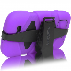 Galaxy S4 'Survivor' Case in Purple