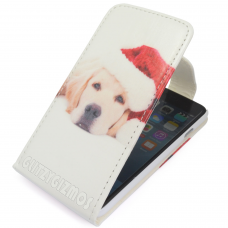 iPhone 6 'Flip' in Limited Edition Xmas Dog Print