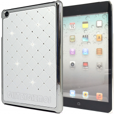 iPad Mini 'Diamonds' Case in Silver
