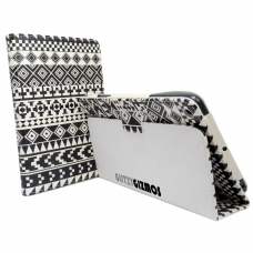 iPad Mini 'Flip' Case in Aztec Print